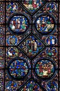 Chartres Sacred Geometry